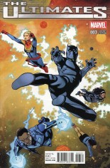 Ultimates (2016) #3 Variant B: Incentive Variant Cover