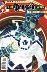 Justice League: Darkseid War: Green Lantern #1 Variant B: Second Print