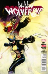 All-New Wolverine (2016-Present) #4 Variant A