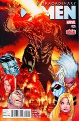 Extraordinary X-Men #5 Variant A