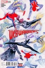 Web Warriors (2016-Present) #3 Variant A