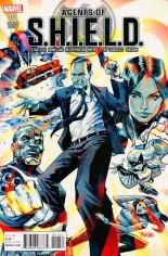 Agents of S.H.I.E.L.D. (2016) #1 Variant D: Incentive Variant Cover