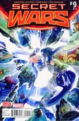 Secret Wars (2015-2016) #9 Variant A