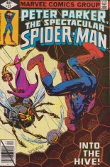 Spectacular Spider-Man (1976-1998) #37 Variant B: Direct Edition