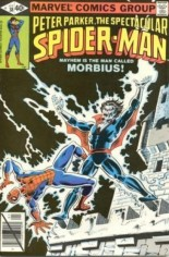 Spectacular Spider-Man (1976-1998) #38 Variant B: Direct Edition