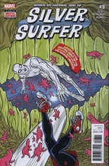 Silver Surfer (2016-Present) #8