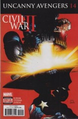 Uncanny Avengers (2015-Present) #14
