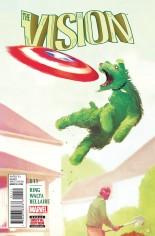 Vision (2016-Present) #11