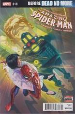 Amazing Spider-Man (2015-2017) #18 Variant A