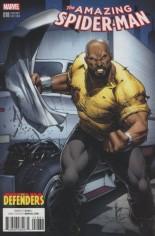Amazing Spider-Man (2015-2017) #18 Variant B: Defenders Variant