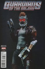 Guardians of the Galaxy (2015-2017) #12 Variant B: Cosplay Variant