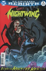 Nightwing (2016-2020) #5 Variant A