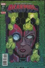 Deadpool (2016-2017) #19 Variant A