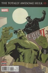 Totally Awesome Hulk #10 Variant A