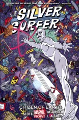 Silver Surfer (2016-Present) #TP Vol 4