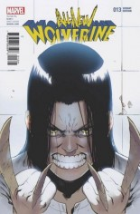 All-New Wolverine (2016-Present) #13 Variant B: Bengal Connecting A Variant; BENGAL CONNECTING A VAR