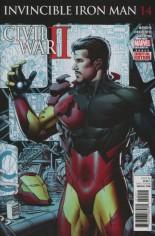 Invincible Iron Man (2015-2016) #14