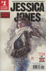 Jessica Jones (2016-Present) #1 Variant A