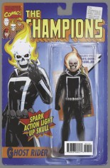 Champions (2016) #1 Variant L: Classic Action Figure Variant
