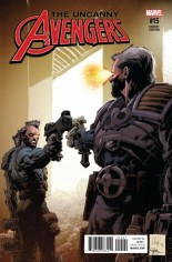 Uncanny Avengers (2015-Present) #15 Variant B