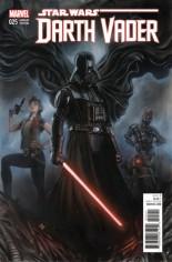 Star Wars: Darth Vader (2015-2016) #25 Variant G