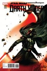 Star Wars: Darth Vader (2015-2016) #25 Variant K