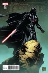 Star Wars: Darth Vader (2015-2016) #25 Variant F