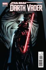 Star Wars: Darth Vader (2015-2016) #25 Variant B
