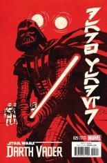 Star Wars: Darth Vader (2015-2016) #25 Variant C