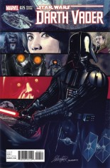 Star Wars: Darth Vader (2015-2016) #25 Variant H