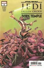 Star Wars: Jedi Fallen Order - Dark Temple #5 Variant A
