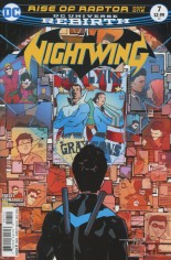 Nightwing (2016-2020) #7 Variant A