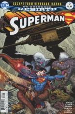 Superman (2016-2018) #9 Variant A