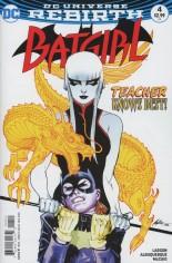 Batgirl (2016-2020) #4 Variant A