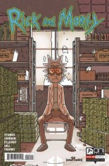 Rick and Morty (2015-2020) #19 Variant A