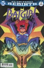 Batgirl (2016-2020) #4 Variant B