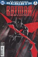 Batman Beyond (2016-Present)  #1 Variant B: Variant Cover