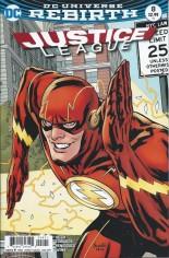 Justice League (2016-2018) #8 Variant B