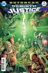 Justice League (2016-2018) #9 Variant A