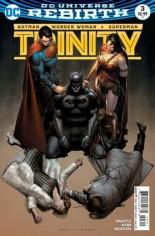 Trinity (2016-2018) #3 Variant A