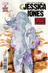 Jessica Jones (2016-Present) #2 Variant A