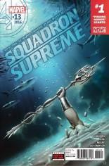 Squadron Supreme (2016-Present) #13 Variant A