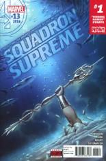Squadron Supreme (2016-Present) #13 Variant B