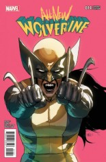All-New Wolverine (2016-Present) #14 Variant C: Yu Variant