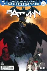 Batman (2016-Present) #11 Variant B