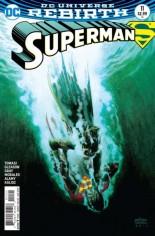 Superman (2016-2018) #11 Variant B: Variant Cover