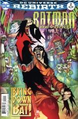 Batman Beyond (2016-Present)  #2 Variant A