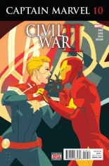 Captain Marvel (2016-2017) #10