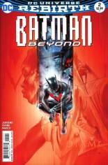 Batman Beyond (2016-Present)  #2 Variant B: Variant Cover