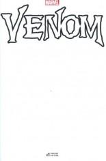 Venom (2017-2018) #1 Variant F: Blank Variant Cover